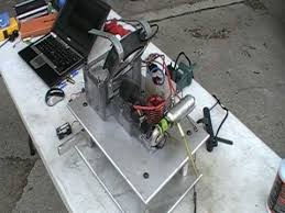 diy engine dyno by mike of a thousand