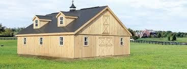 denco storage sheds bunkies cottages