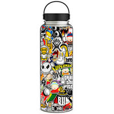 Skin Decal For Hydro Flask 40 Oz Wide Mouth Sticker Slap For Sale Online