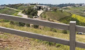 Precast Concrete Rails System Wood Split Rail Fence American Precast