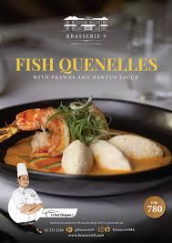 Fish Quenelles with Prawns and Nantua ...
