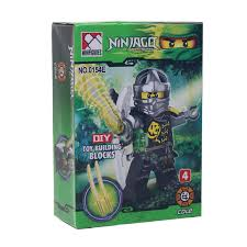 Đồ chơi xếp hình nhí Ninja 5060 - Kids Plaza