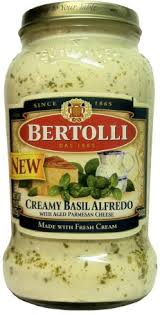 aged parmesan cheese sauce