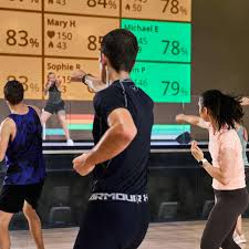 polar club group heart rate tracking