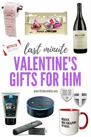 last minute valentine s day gift ideas