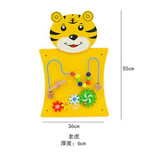 Educational Materials Preschool Wooden Wall Elements Tiger Catty Wooden Wall Toy For Kids Buy Tiger And Catty Wall Toy For Waiting Room New Arrive Wooden Wall Toys Wooden Wall Toy Product On Alibaba Com