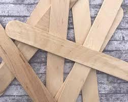 Popsicle Stick Craft Etsy