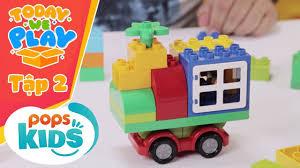Today We Play Tập 2 - Sáng Tạo Nhà & Xe Đời Mới Chỉ Bằng Đồ Chơi Lego -  Surprise Toy Unboxing - YouTube
