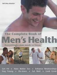 the plete book of men s health