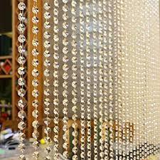 crystal glass bead curtain