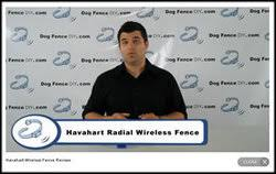Radial Shape Havahart Wireless Dog Fence Leads The Pack With The Highest Rating For Wireless Dog Fences