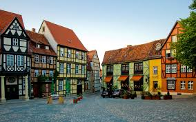 german town 1920x1200 hd picture