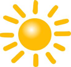 688 Sonne kostenlose clipart | Public Domain Vektoren