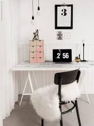 25 Ikea Desk Hacks That Will Inspire You All Day Long - james and catrin |  Ikea desk hack, Cheap home decor, Marble desk