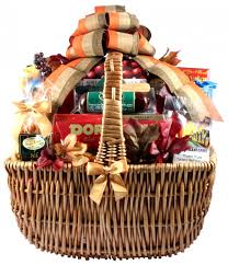 fall cheese and sausage gift basket