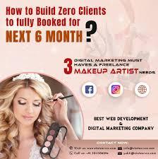 professional makeup artist digital
