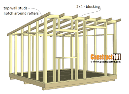 16 12 shed plans free 2020