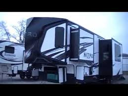 forestriver nitro 305vl5 5th wheel toy