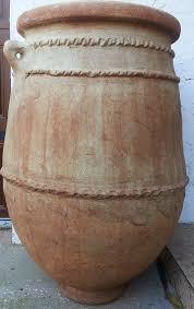 zagora large clay planter