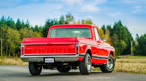 1971 chevy truck wallpaper cart