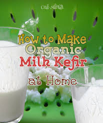 how to make kefir the best homemade