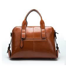 real cow leather las handbags women