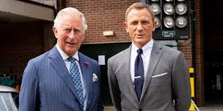 Prince Charles visits the set of the new James Bond film - Insider