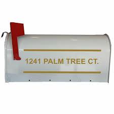 Mailbox Decal Wayfair