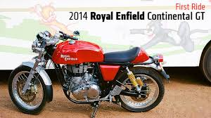 2016 royal enfield continental gt