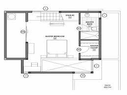 small modern house floor plans home