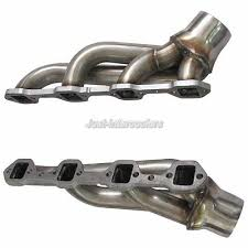 cxracing diy twin turbo manifold header