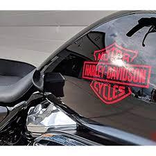 Amazon Com Harley Davidson Gas Tank Decal Arts Crafts Sewing