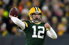 Aaron Rodgers isn't worried about Packers drafting a quarterback