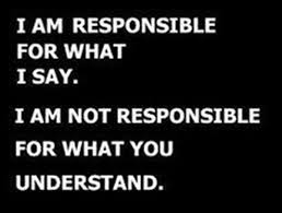 quotes about miscommunication misunderstood quotes
