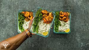 Low-Carb Shrimp Grits Recipe Meal Prep ...