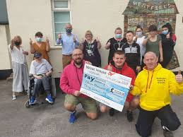 Uppies and Downies raise thousands for charity West House | News and Star