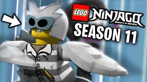 New LEGO Ninjago Season 11 Character
