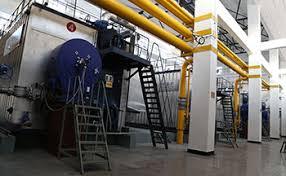 steam boiler wood gasification boiler