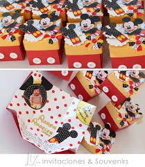 Mickey Mouse Invitaciones Para El Primer Anito De Baby Aaron