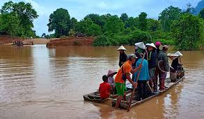 Laos dam collapse:19 dead, 49 missing, 2,851 rescued - Khmer Times