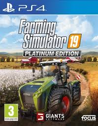Farming Simulator 19 Platinum Edition | PS4 | Buy Now | at Mighty ...
