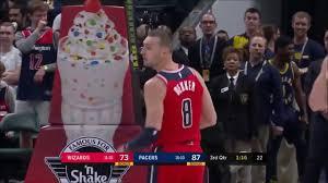 Sam Dekker 2018 19 Wizards Highlights ...