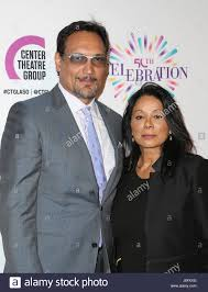 Jimmy Smits Wanda De Jesus High Resolution Stock Photography and Images -  Alamy