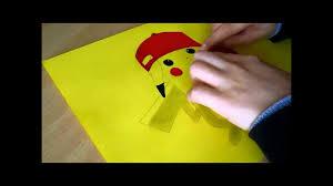 Tarjeta De Pikachu Youtube
