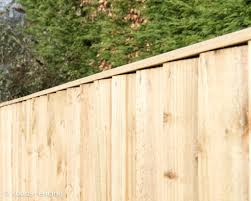 Strong Featheredge Fence Concrete Posts Kudos Fencing Ltd