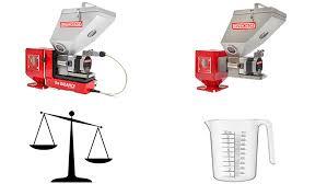gravimetric and volumetric feeder