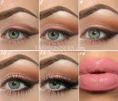 makeup for prom fashion dresses