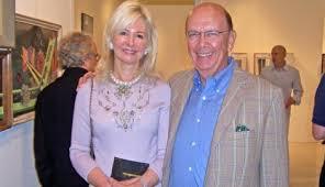 Wilbur Ross's Wife Hilary Geary - WAGPOLITICS.COM