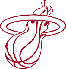 Go Heat Miami Heat Logo Miami Heat Logo Window Wall Sticker Miami Heat Logo Miami Heat Car Decals Vinyl