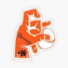Sf Giants Stickers Redbubble